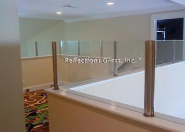 Below Are Examples Of Recently Installed Exterior And Interior Glass  Railing Systems: